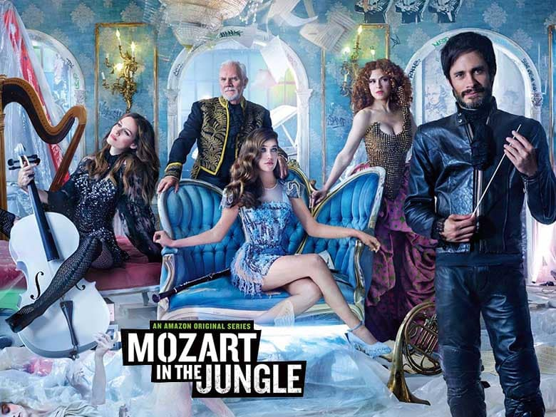 Mozart in the Jungle image