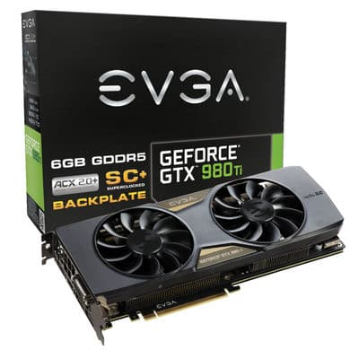 EVGA GeForce GTX 980 Ti