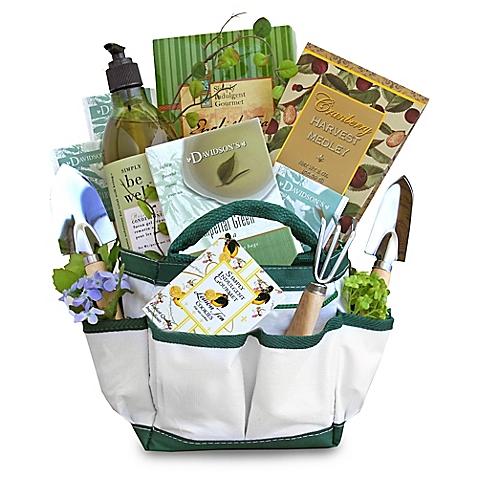 Gardener's Delight Gift Basket