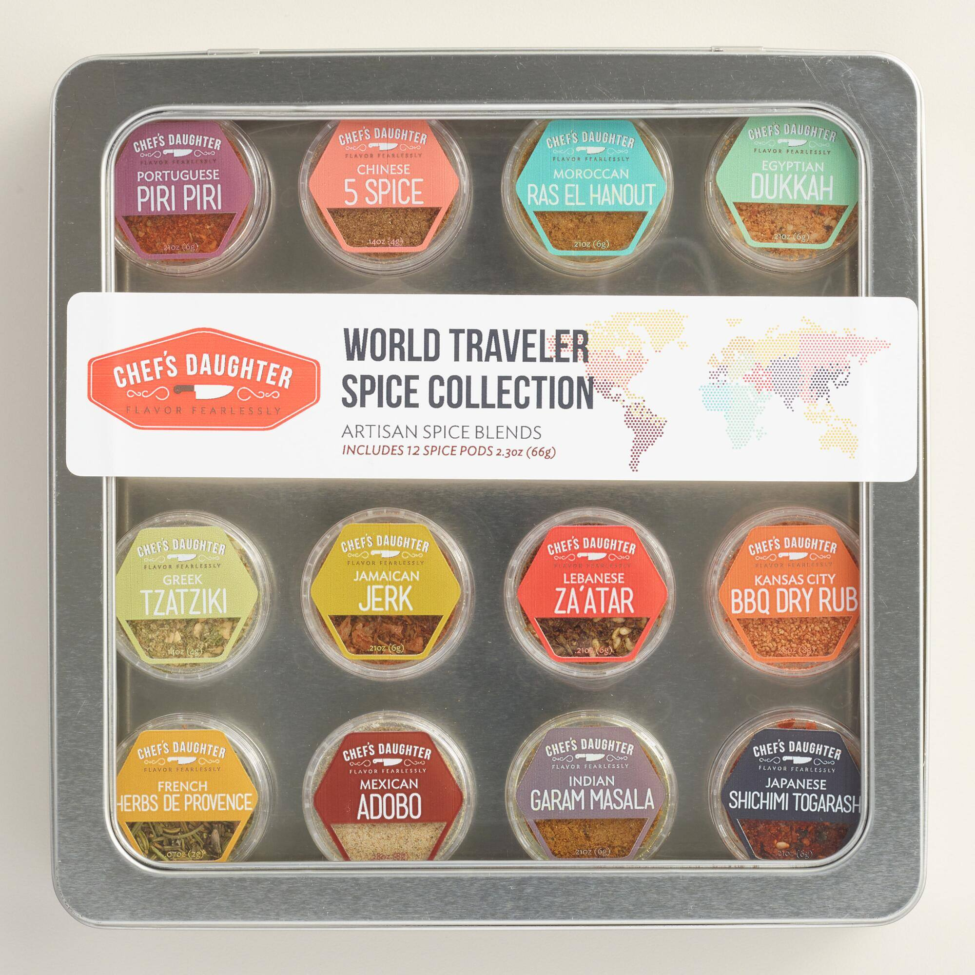 Travel Spice Set