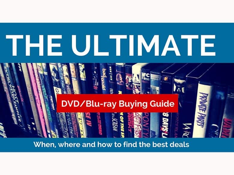 How to Find the Best Deals on DVD and Blu-ray Movies ...