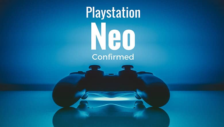 Playstation neo, new ps4, new playstation 4