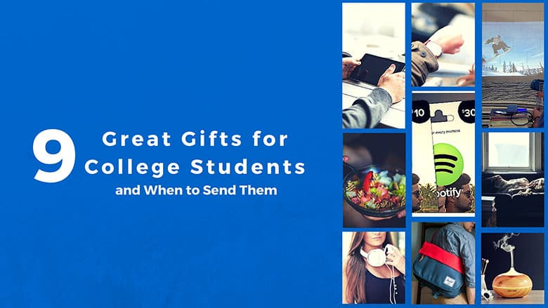 gift ideas for college students