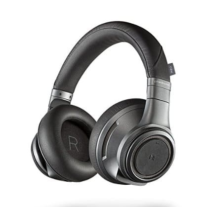 Black Backbeat Pro headphones