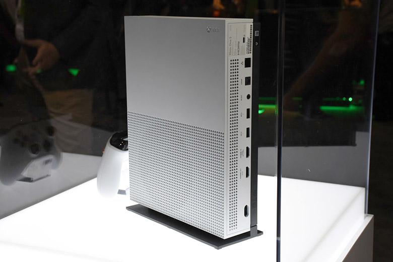 Xbox One S, E3 2016