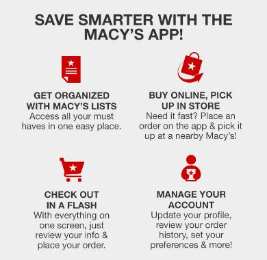 Macy's App