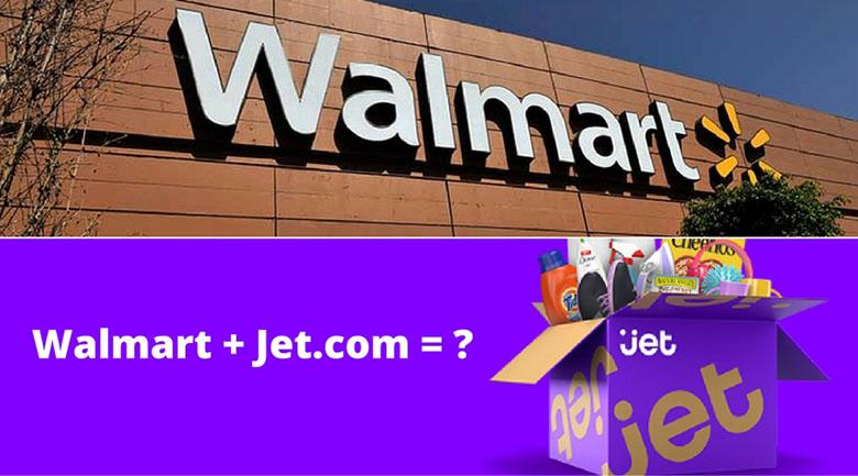 Walmart and jet