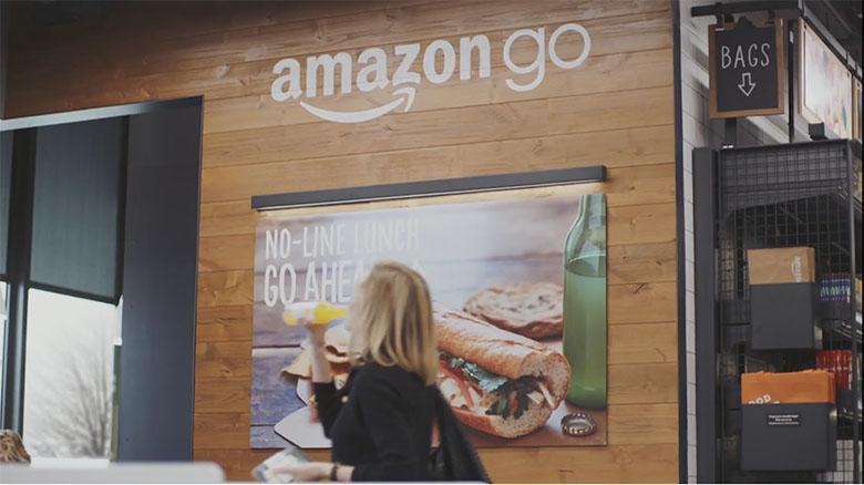 Amazon Go store, Amazon go
