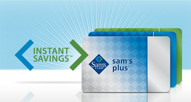 Sam's Club Instant Savings
