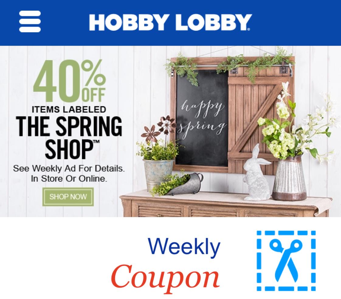 Hobby lobby online shopping coupons - Bliss scrub