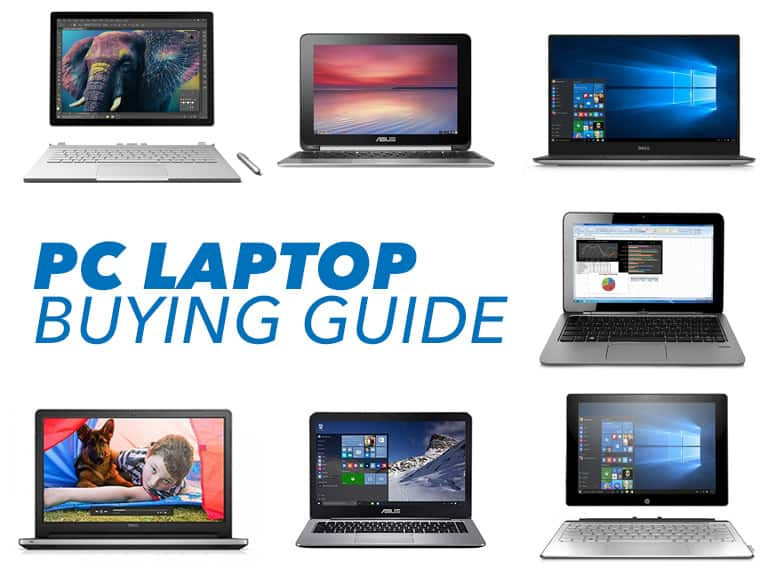 how to buy a pc laptop