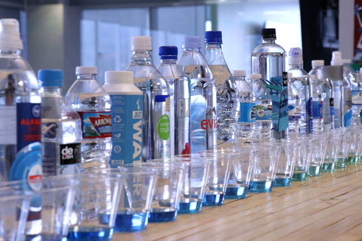 Is Your Favorite Bottled Water Acidic and Overpriced ...