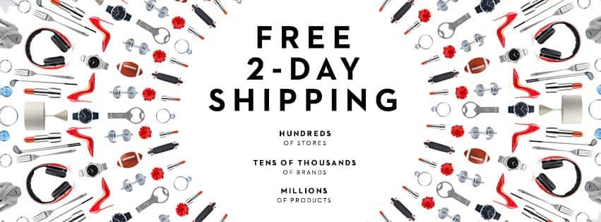 ShopRunner Free 2-Day Shipping