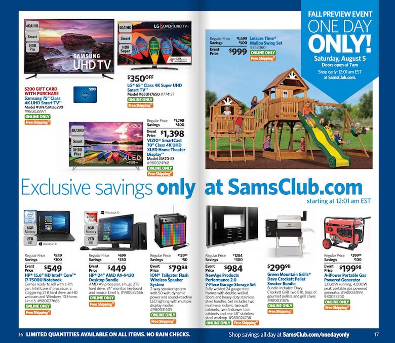 Exclusive Online Savings