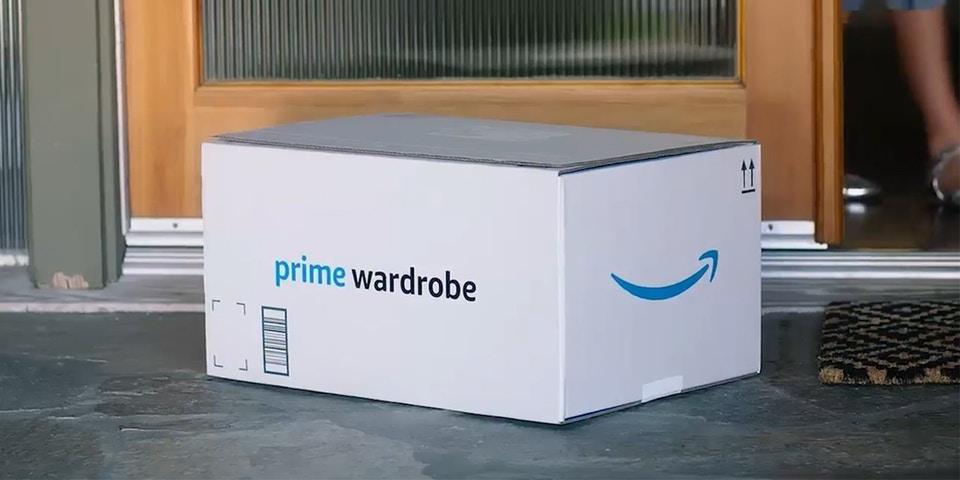 Prime Wardrobe box
