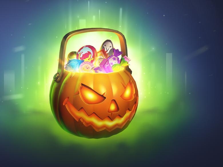 Overwatch Halloween Loot Box