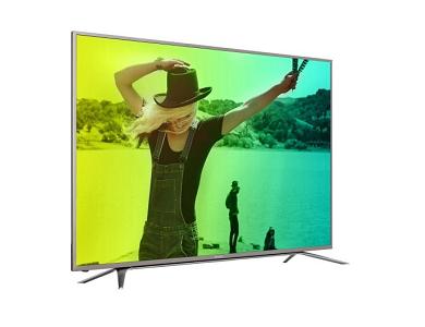 55 Sharp 4k Smart TV
