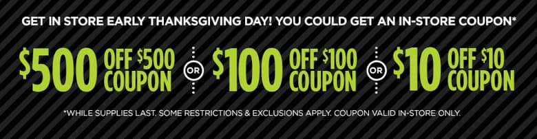 JCPenney Doorbuster Coupons