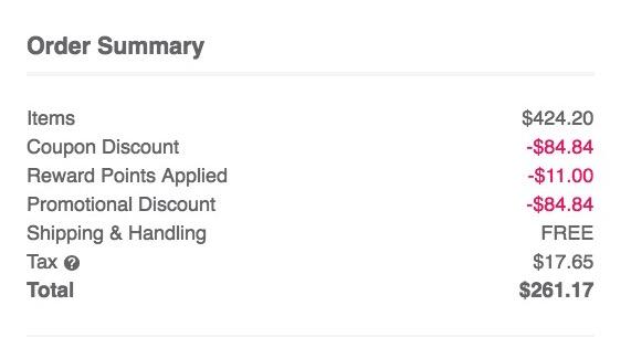 Ulta Savings