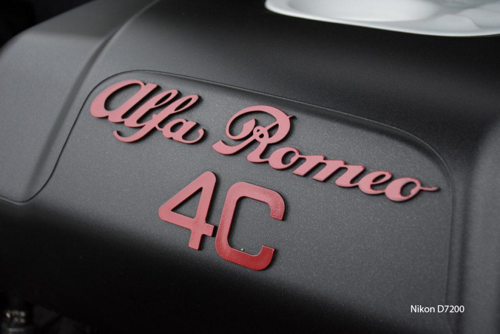 Alfa Romeo DSLR-4