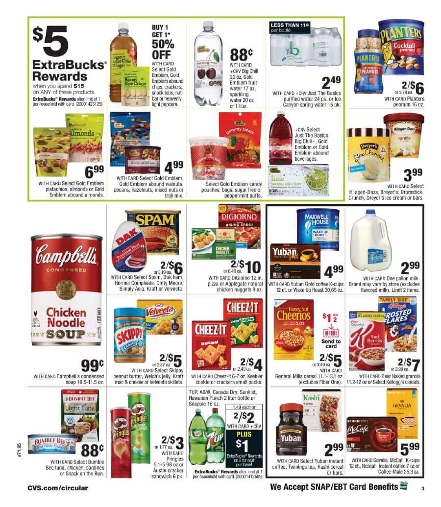 cvs weekly ad and circular  3  25 to 3  31  18