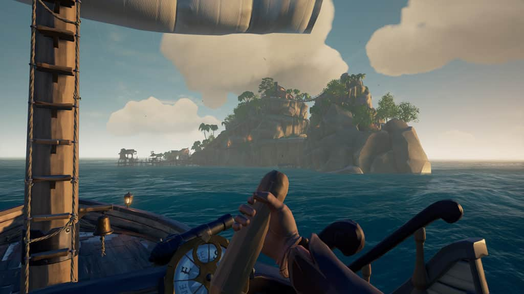 Sea of Thieves review screenshot 17