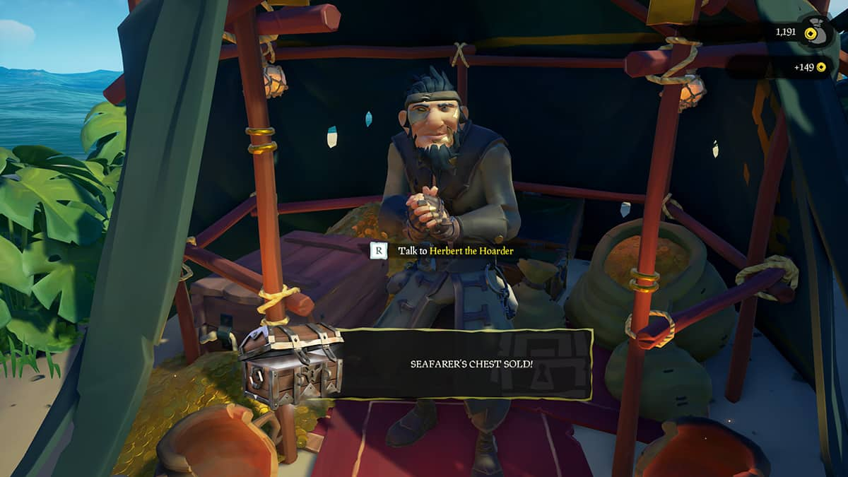 Sea of Thieves review screenshot