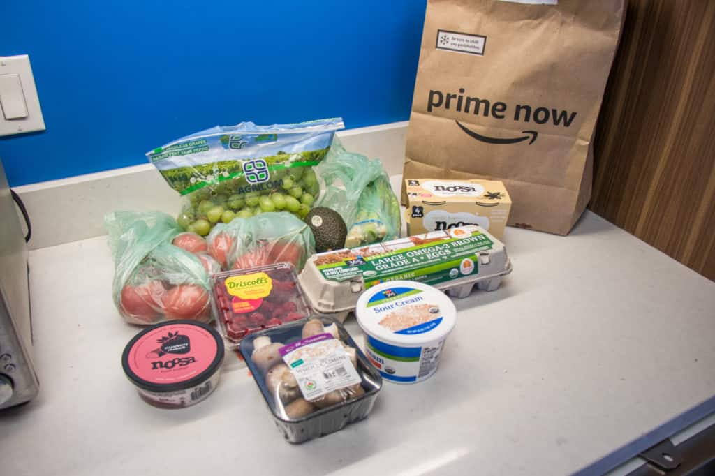 Prime Now Whole Foods