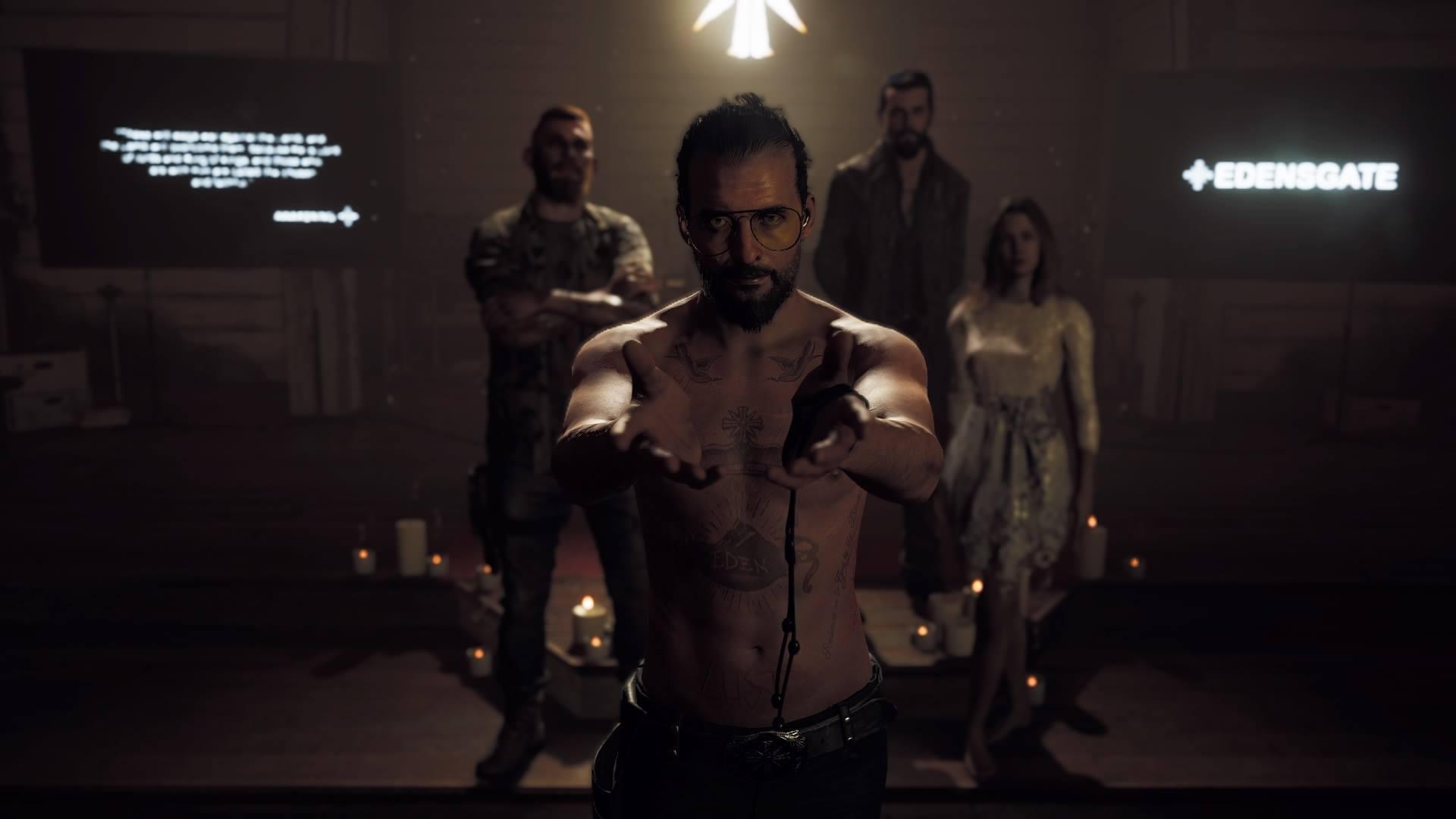 Far Cry 5 - Arresting Joseph