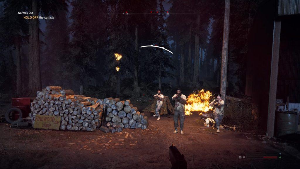 Far Cry 5 - Battle
