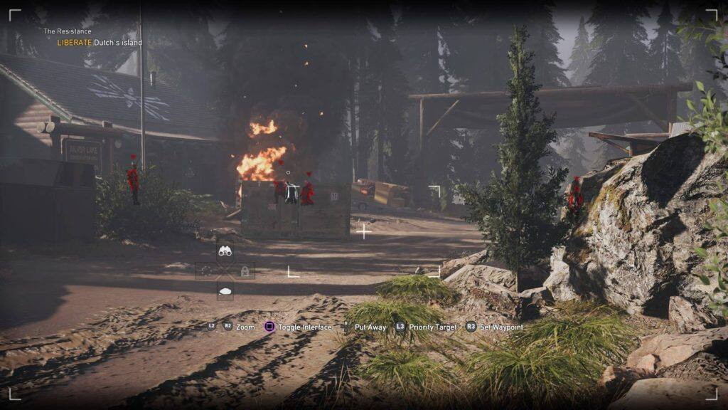Far Cry 5 - Battle 2