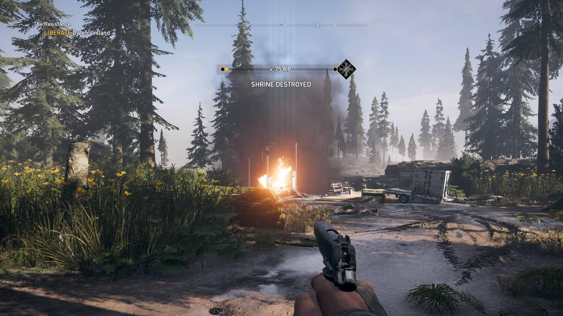 Far Cry 5 - Shrine