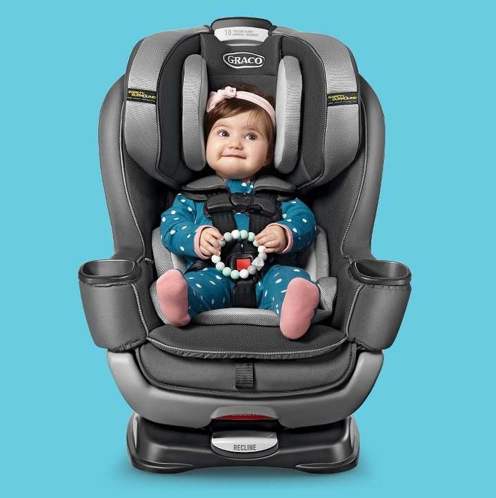 Target Car Seat Trade-In Event