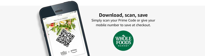 Amazon Prime Whole Foods Discount