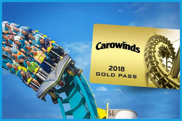 Carowinds Tickets
