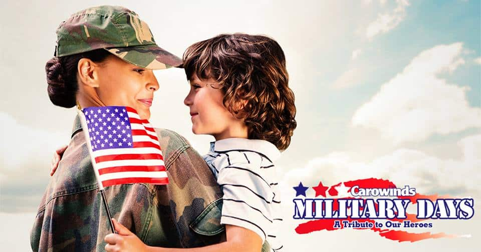 Carowinds Military Discount