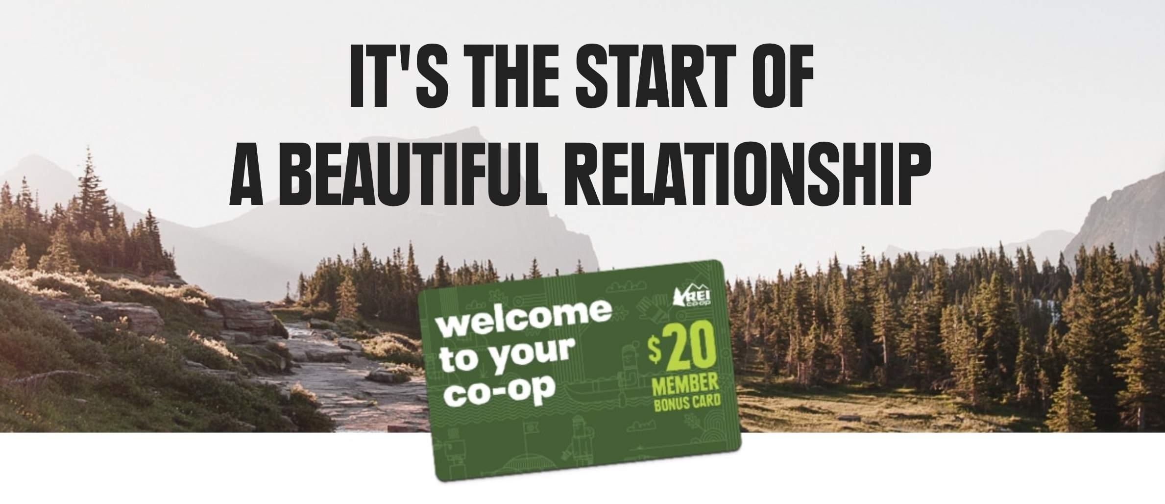 REI Membership