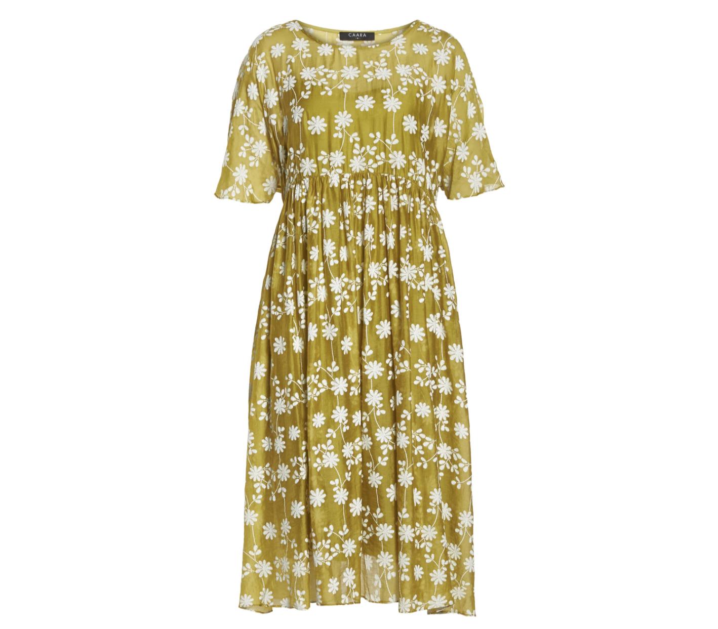 CAARA Daisy Picking Floral Dress