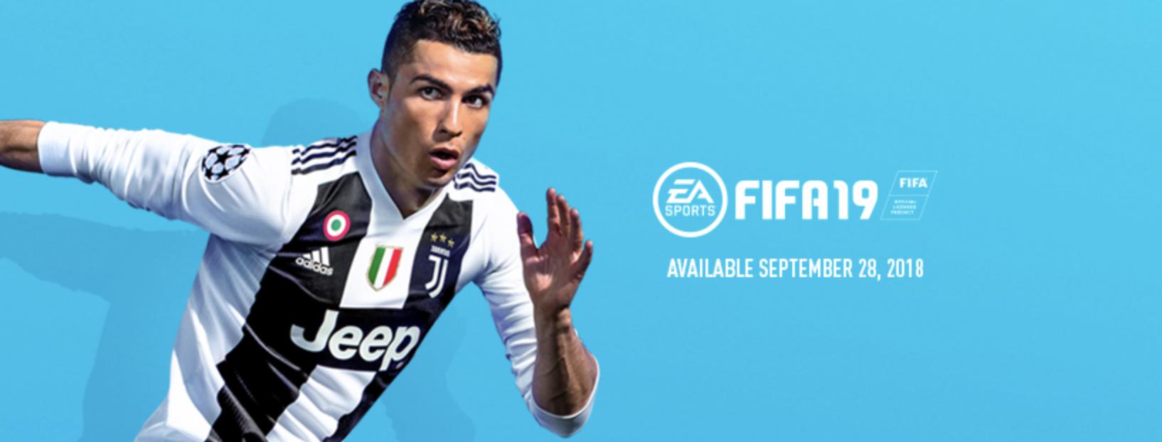 FIFA 19 Pre-Order