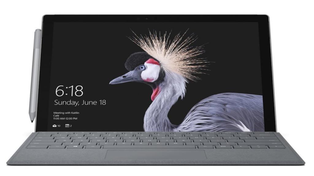 Black Friday Laptop Deals: Microsoft Surface Pro
