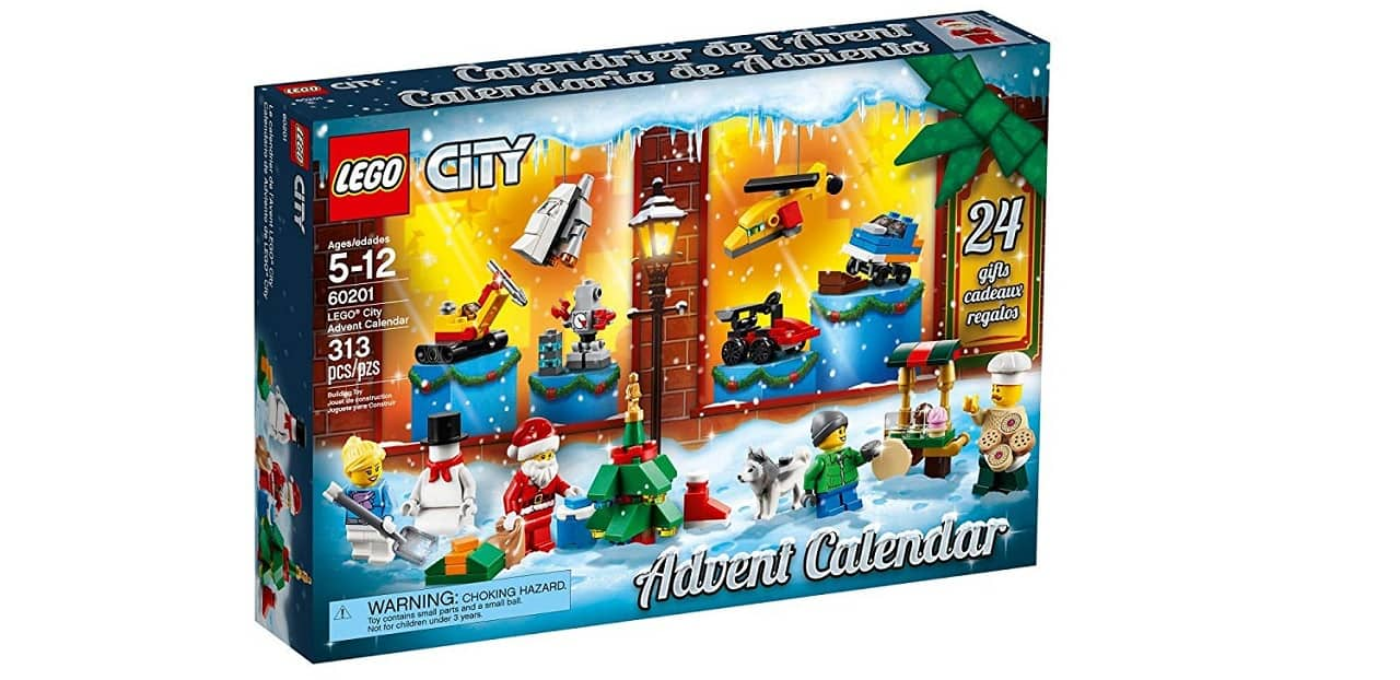 2018 LEGO Advent Calendar Deal
