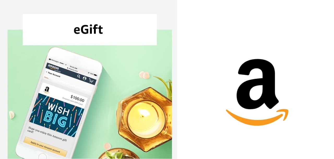 Amazon eGift Card Deal
