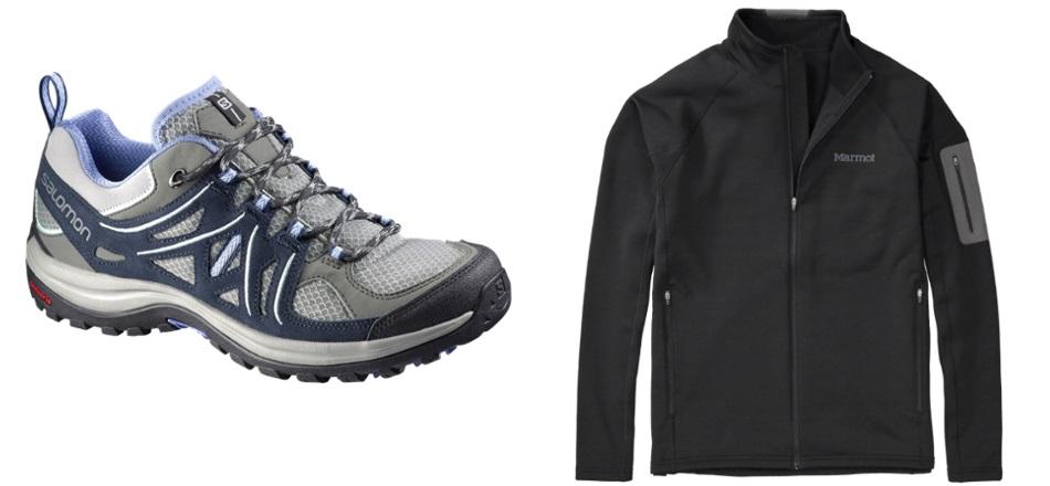 REI Clothing Footwear