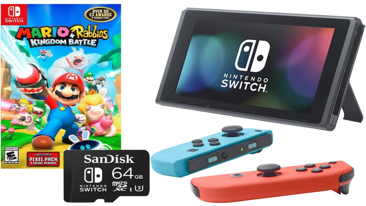 Black Friday Video Game Deals: Nintendo Switch