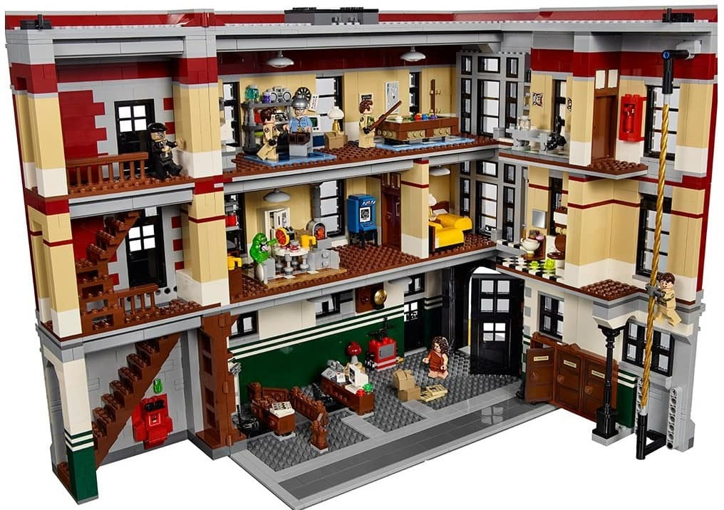 Target LEGO Ghostbusters Deal