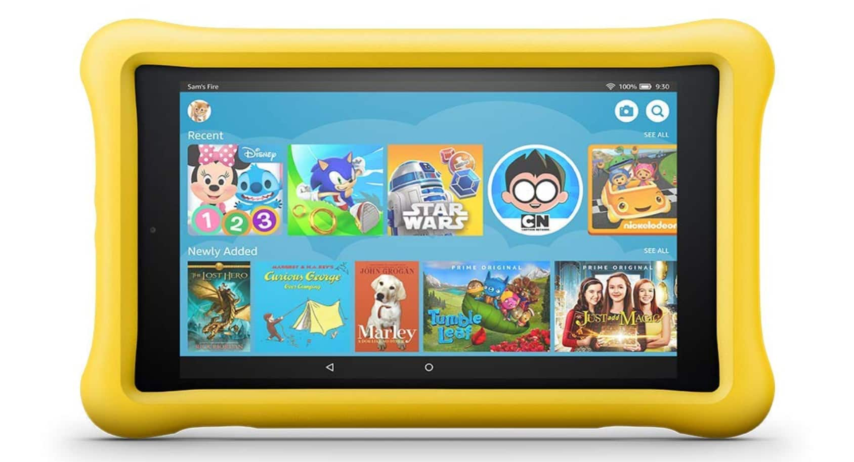 Amazon Black Friday 2018: Fire HD 8 Kids Edition Tablet
