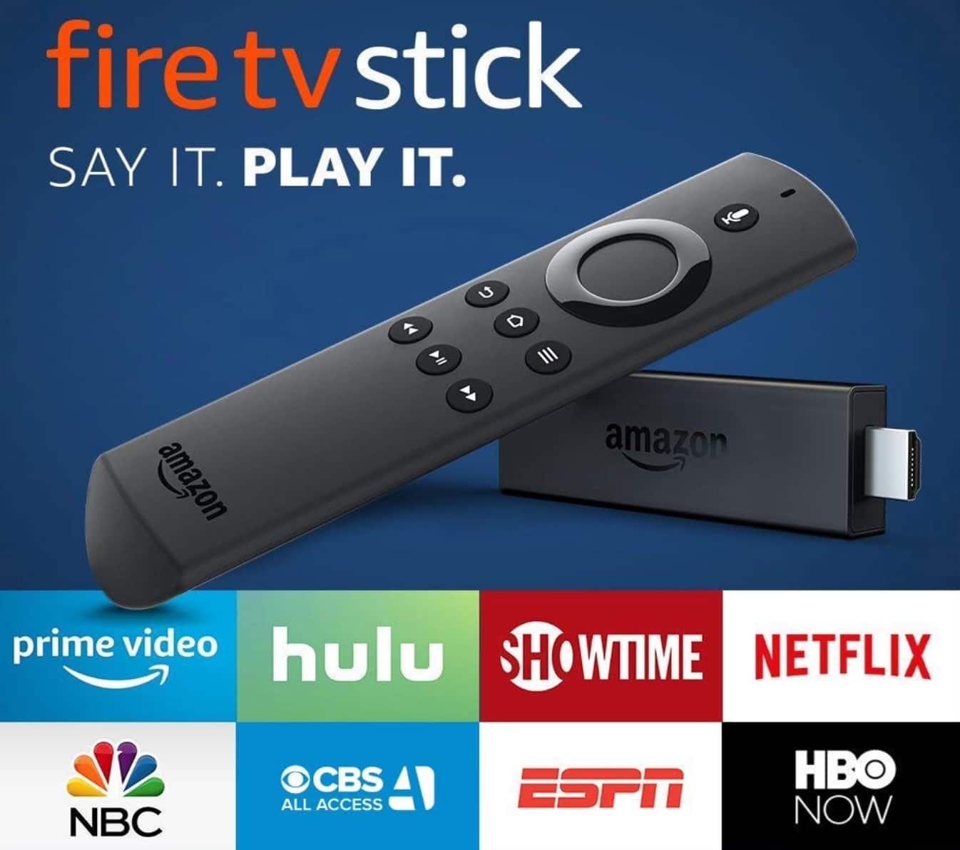 Amazon Black Friday 2018: Fire TV Stick with Alexa Voice Remote