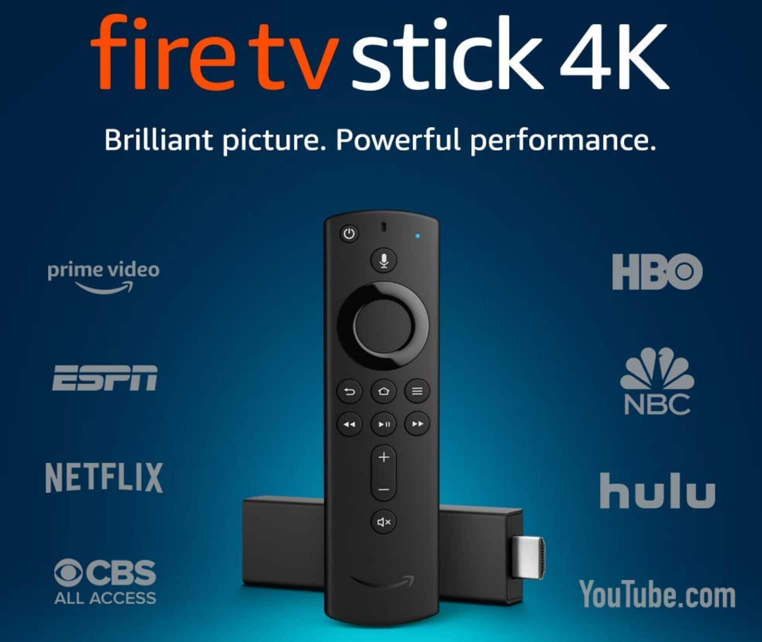 Amazon Black Friday 2018: Fire TV Stick 4K with Alexa Voice Remote