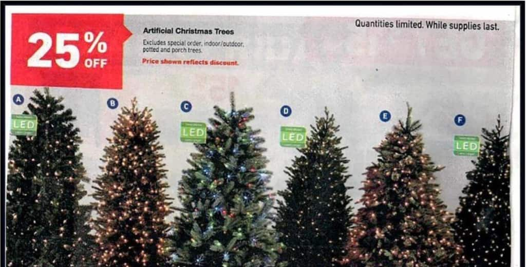 There are also plenty of amazing deals on Christmas lights and decorations at Lowe's this year. Here are some of the highlights (pun intended):