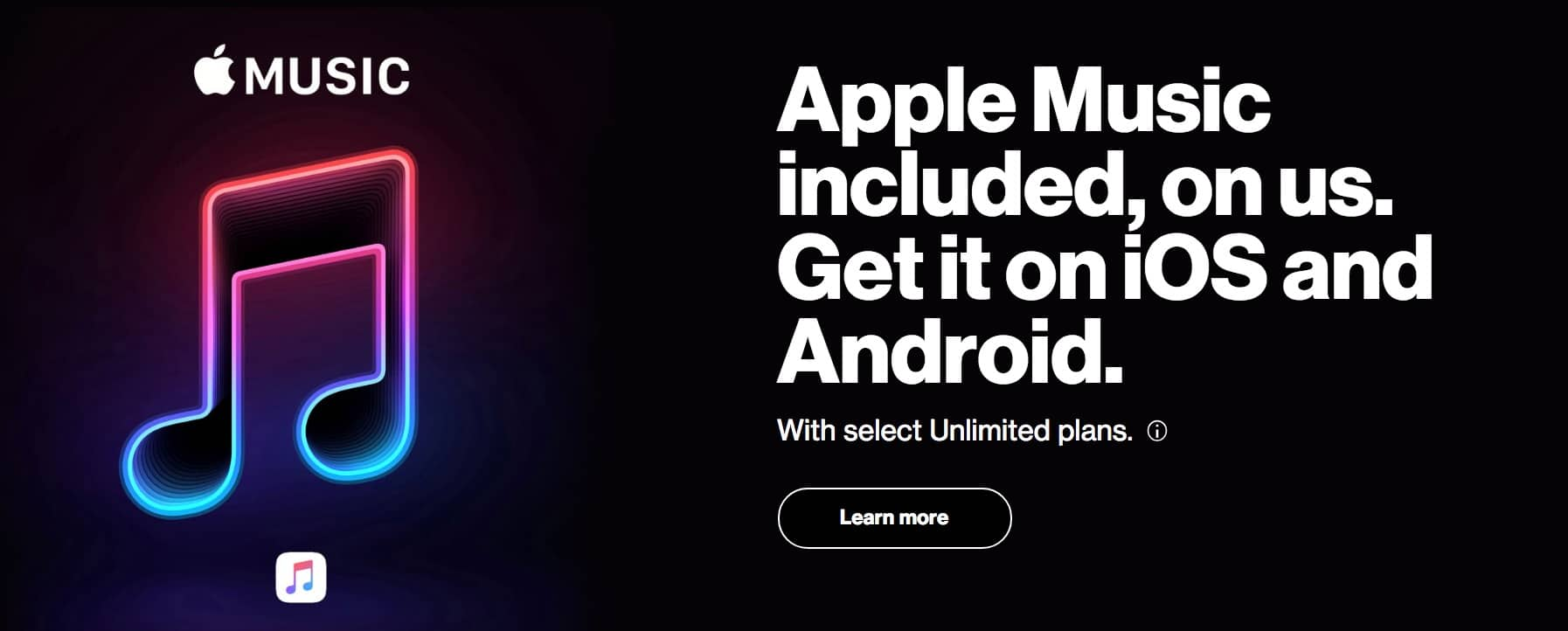 Verizon Free Apple Music Plans